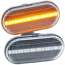 LED SEITENBLINKER für Renault TWINGO I, TWINGO II, TWINGO III   KLARGLAS [71013]