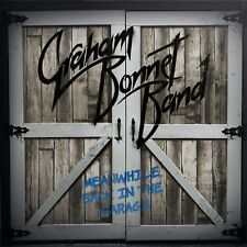 Graham Bonnet Band – Meanwhile, Back In The Garage  CD NEW