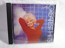 """/Dolly Parton """"Greatest Hits"""" CD - 1988 - Country"""
