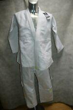 Set Judo Millenium J 900 Adidas Size 155 New White Logo Fluo