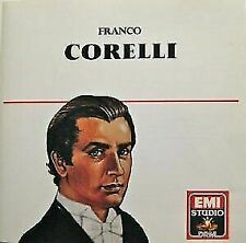 Franco Corelli - Opera Arias / Ferraris by Franco Corelli (CD, EMI Angel (USA))