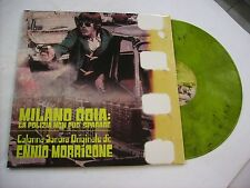 MILANO ODIA : LA POLIZIA NON PUO' SPARARE - REISSUE LP YELLOW MIXED VINYL 2014