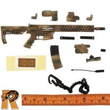 FBI HRT Field OPS - AR15 Assault Rifle Set - 1/6 Scale - E&S Action Figures