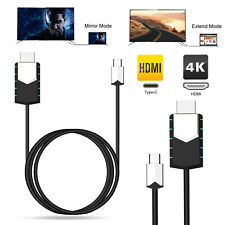 MHL USB Type C to HDMI 1080P HD TV Cable Adapter For Android Phones Samsung