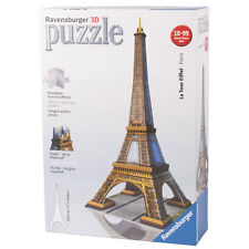 Ravensburger 3D Eiffel Tower 216 Piece Puzzle