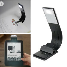 Rechargeable LED Book Light Clip Light Kindle Reading Light USB Reading Light AU