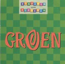 Kinderen voor Kinderen - Groen ° Maxi-Single-CD von 1993 ° CD FAST WIE NEU °