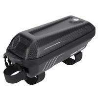 Bicycle Cycling Bike Front Top Tube Frame Bag Phone Holder Case MTB Waterproof