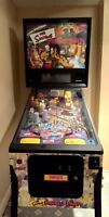 Simpsons Pinball Party Pinball Machine Collector Favorite