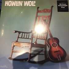 Howlin' Wolf 'Howlin' Wolf' Brand New Black 180 Gram lp / Vinyl - New / Sealed