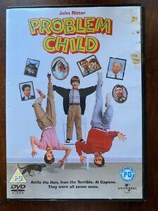 Problem Child DVD 1990 Original Family Comedy Movie Classic