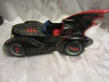 "DC Comics Batman Car Vehicle Batmobile 10"" Toy"
