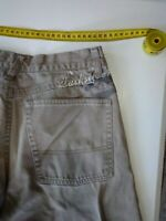 Boys Quiksilver Casual Shorts, Size 12, Brown, Cotton