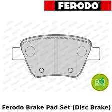 Ferodo Brake Pad Set (Disc Brake) - Rear - FDB4316 - OE Quality