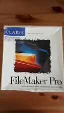 More details for claris for macintosh filemaker pro 1992