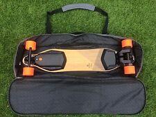 BOOSTED BOARD LONG PADDED NAVY BAG 2 X ZIP UP POCKETS & HAND & SHOULDER STRAP