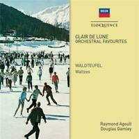 Raymond Agoult Clair De Lune / Waldteufel Waltz CD