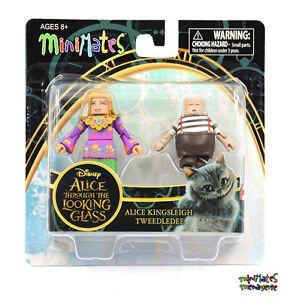 Alice through the Looking Glass Minimates Series 1 Alice Kingsleigh & Tweedledee