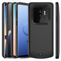 For Samsung Galaxy Note 10/S8/S9/S10 Plus Battery Charger Case Cover Power Bank