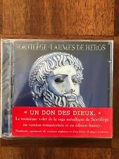 Sortilège Larmes de Héros cd sealed neuf Trust Warning Ocean HBomb Satan Jokers