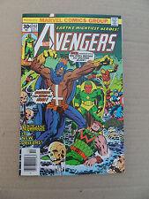 Avengers 152 . J. Buscema / 1st App. Black Talon . Marvel 1976 . VF