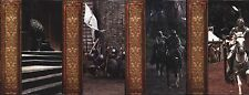 A Game of Thrones Clash of Kings Storm of Swords Feast Crows Martin HBO HC Set
