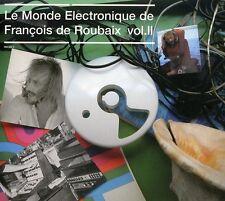 François de Roubaix, - Le Monde Electronique de Francois de Roubaix 2 [New CD]