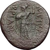 MESEMBRIA in THRACE - Black Sea Area Authentic Ancient Greek Coin ATHENA i60556