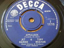 """JET HARRIS & TONY MEEHAN - APPLEJACK / THE TALL TEXAN    7"""" VINYL"""