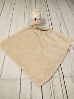 Primark Early Days Hedgehog Neutral Beige Baby Comforter Blanket Soft Plush Toy