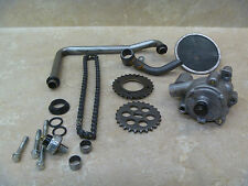 Honda VT-700 Shadow Used Engine Oil Pump Assembly 1986 VT700C #BDK