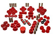ENERGY SUSPENSION POLYURETHANE COMPLETE BUSHING KIT 1990-1993 ACURA INTEGRA