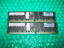 4 Go Genuine HP DDR PC3200R 400 MHz ECC Reg Server Memory