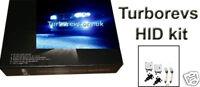 BMW 5 3 X3 X5 SERIES E39 E60 HID XENON LIGHT CONVERSION KIT H7 6000K