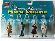 Scene Master G Scale People Walking Figures
