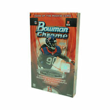 2014 NFL Bowman Chrome Football Card Hobby Box