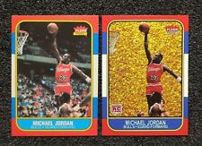 1986 Michael Jordan Gold Glitter Rookie Card Lot. ACEO RP Cards Mint Condition!!