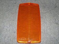 Amber Sport Lamp Lens 1970 71 Mercury Cyclone GT 351 429 CJ-Spoiler Grill Light