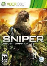 Sniper Ghost Warrior Xbox 360 Game Complete
