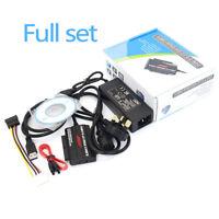 "USB 3.0 to 2.5""/3.5"" SATA IDE Hard Drive Adapter Festplattenadapter + Netzteil."