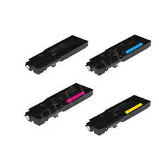 KIT 4 Toner Compatibili per XEROX C400 C400Vn C400Vdn C405Vn C405Vdn BL