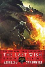 The Witcher: The Last Wish .5 by Andrzej Sapkowski (2008, Mass Market Paperback)