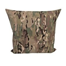 Multi Terrain Pattern Camo/Camouflage Army Cotton Canvas Pillow / Cushion Cover