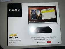 Sony FMP-X10 / 4K Ultra HD Media Player USED!! Free Shipping!!