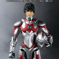 BANDAI ULTRA-ACT S.H.Figuarts Ultraman Special Ver. Action Figure F/S Japan New