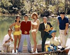 GILLIGANS ISLAND CAST 8x10 PHOTO