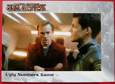 BATTLESTAR GALACTICA - Premiere Edition - Card #47 - Ugly Numbers Game