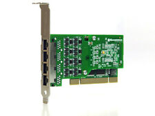 Sangoma A104 AFT Quad T1 E1 Data Streams PCI Asterisk Voice Card