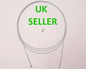 GEAR SHIFTER INNER CABLE WIRE END CAP MTB ROAD AERO GRAVEL MOUNTAIN BIKE 2M LONG