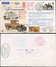 C69c To London by Motor Vehicle Signed AWD Garlick and T. Beckett (A)